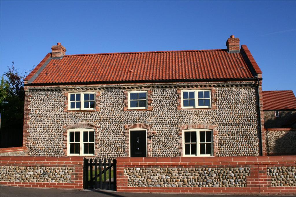 4 Bedrooms Detached House for sale in Church Street, Northrepps, Cromer, Norfolk