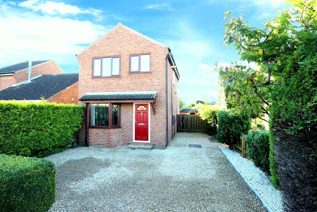 3 Bedrooms Detached House for sale in Station Road, Brompton On Swale, Richmond