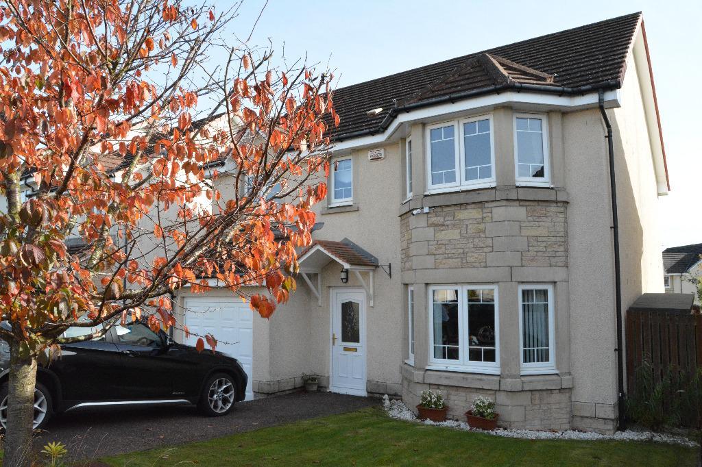 4 Bedrooms Detached House for sale in Venachar Road, Falkirk, Falkirk, FK1 5UP