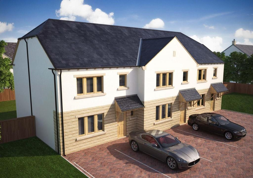 4 Bedrooms Town House for sale in 'The Yard' - Plot 1, Moor Top Road, Low Moor