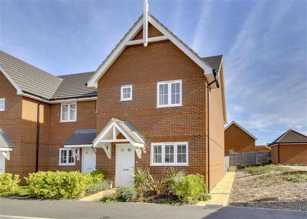 3 Bedrooms End Of Terrace House for sale in Keymer Avenue, Peacehaven