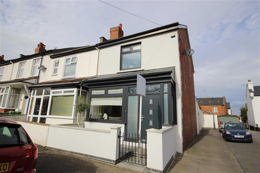 3 Bedrooms End Of Terrace House for sale in Fairfield Avenue, Leckhampton, Cheltenham, GL53