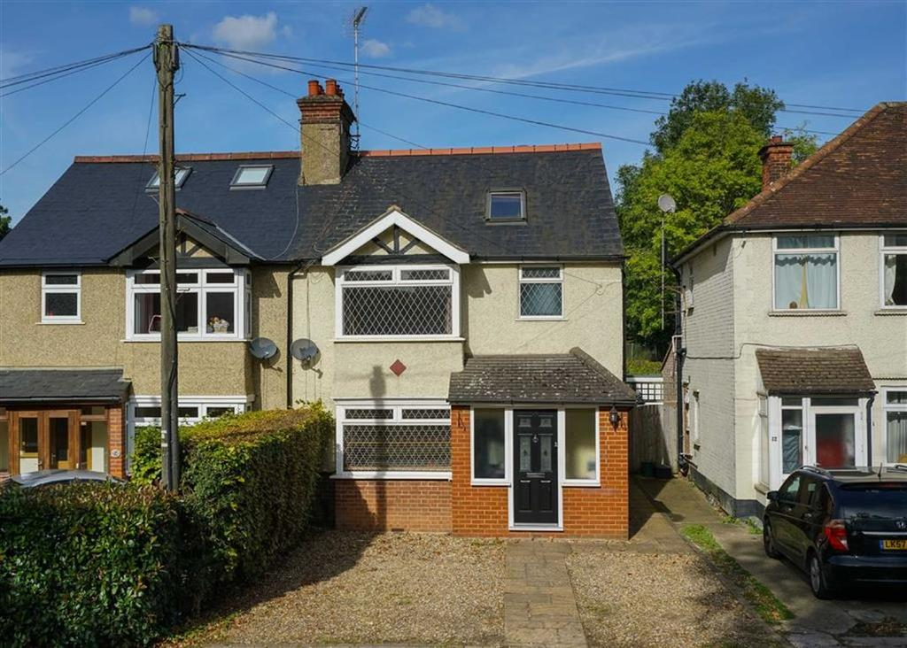 4 Bedrooms Semi Detached House for sale in Batchwood Drive, St Albans, Hertfordshire