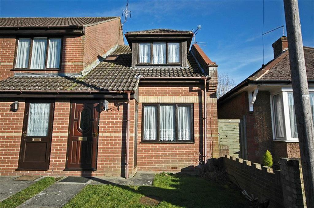 1 Bedroom End Of Terrace House for sale in Appleby Court, Ashford, Kent