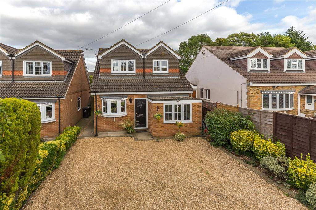 4 Bedrooms Detached House for sale in Oakwood Road, Bricket Wood, St. Albans, Hertfordshire