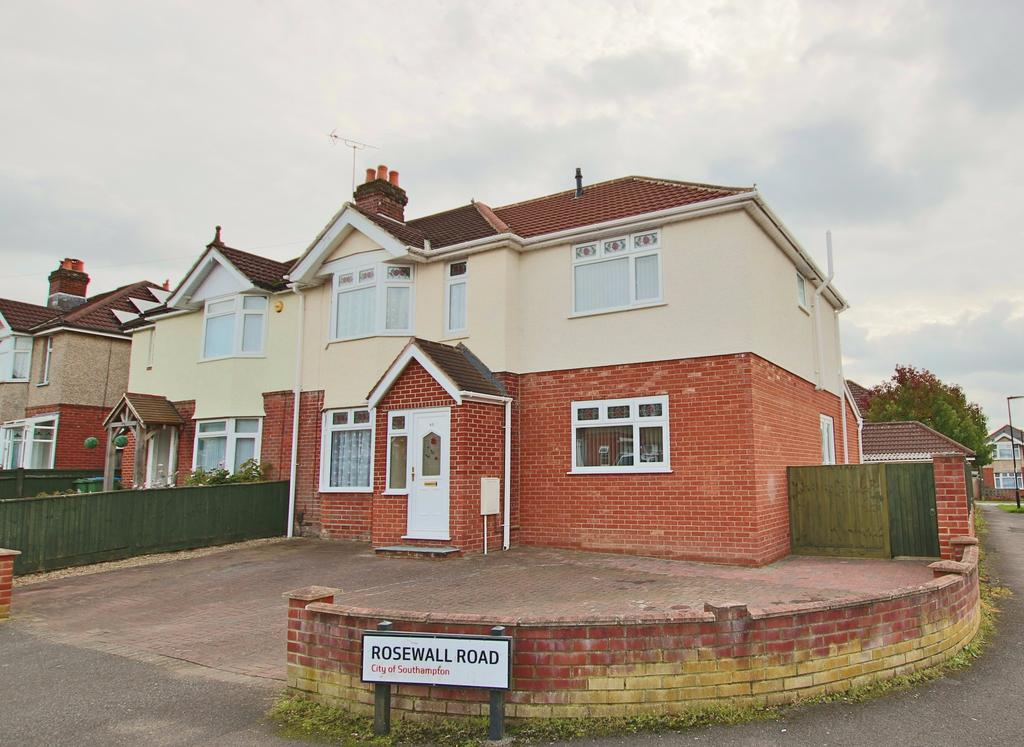 5 Bedrooms Semi Detached House for sale in Maybush, Southampton