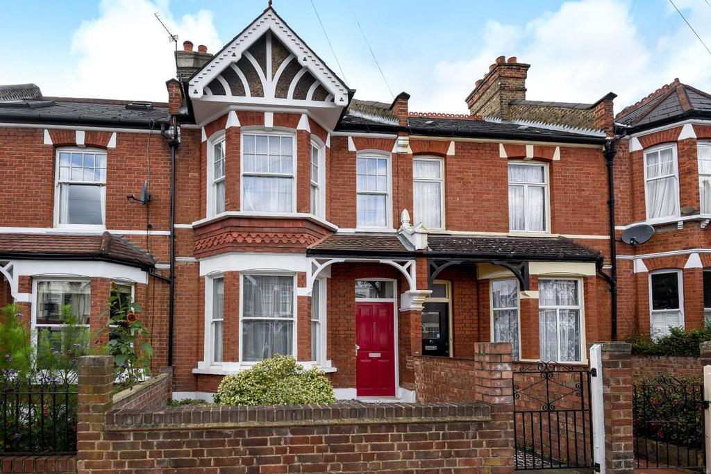 3 Bedrooms Terraced House for sale in Clonmore Street, Southfields