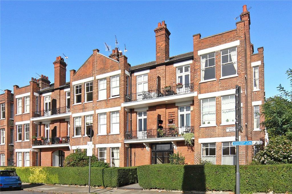 2 Bedrooms Apartment Flat for sale in Bishops Mansions, Bishops Park Road, London, SW6