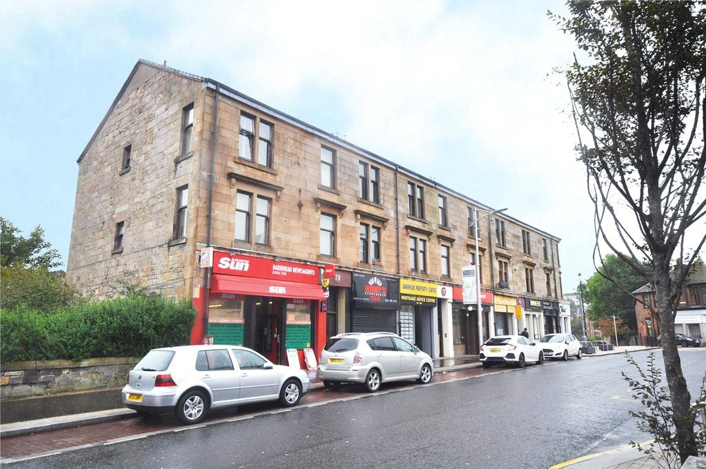 2 Bedrooms Flat for sale in 1/2, 78 Cross Arthurlie Street, Barrhead, Glasgow, G78