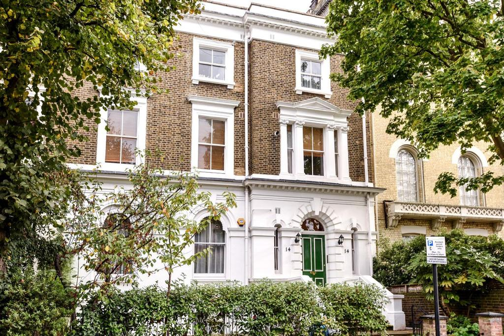 1 Bedroom Flat for sale in Greville Place, London