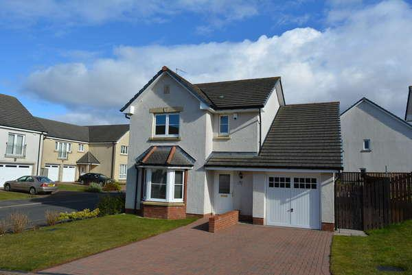 4 Bedrooms Detached House for sale in 8 Cortmalaw Gate, Robroyston, Glasgow, G33 1TH