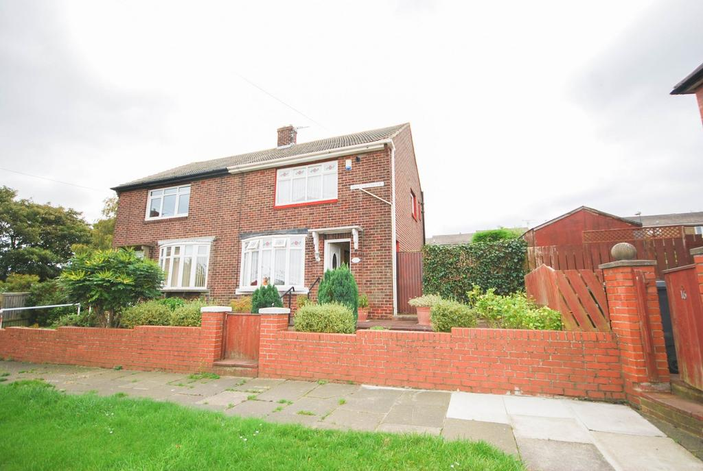 2 Bedrooms Semi Detached House for sale in Hardie Drive, West Boldon