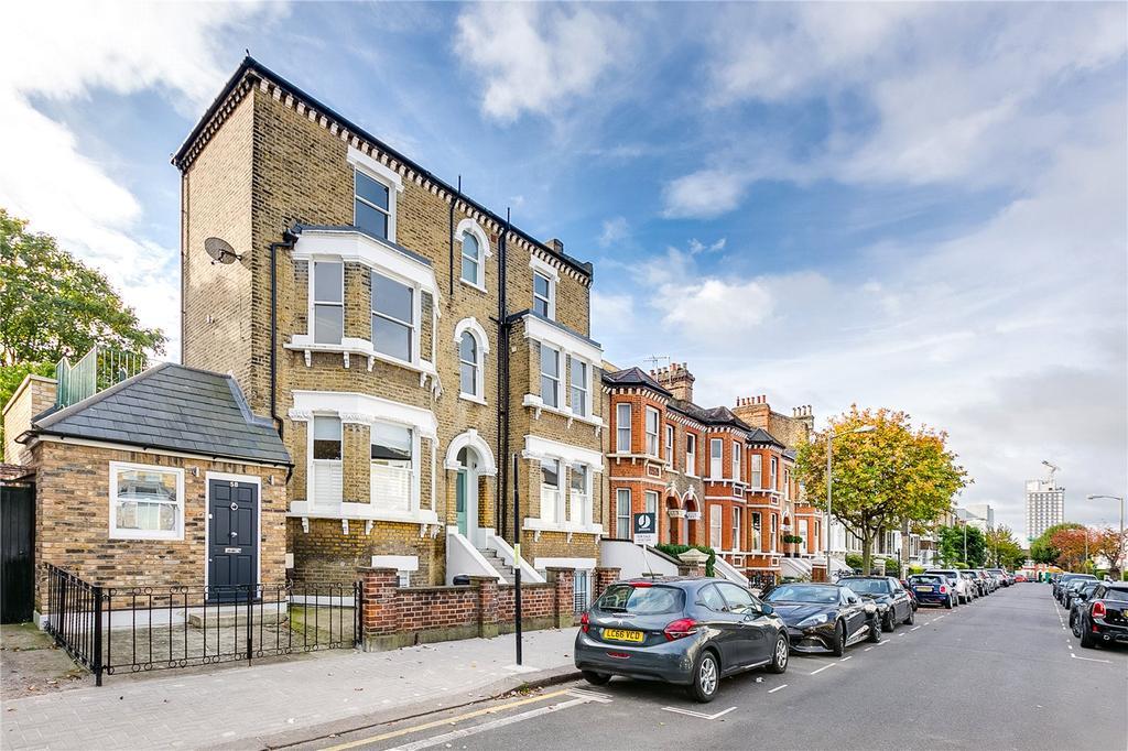 3 Bedrooms Flat for sale in Eglantine Road, Wandsworth, London