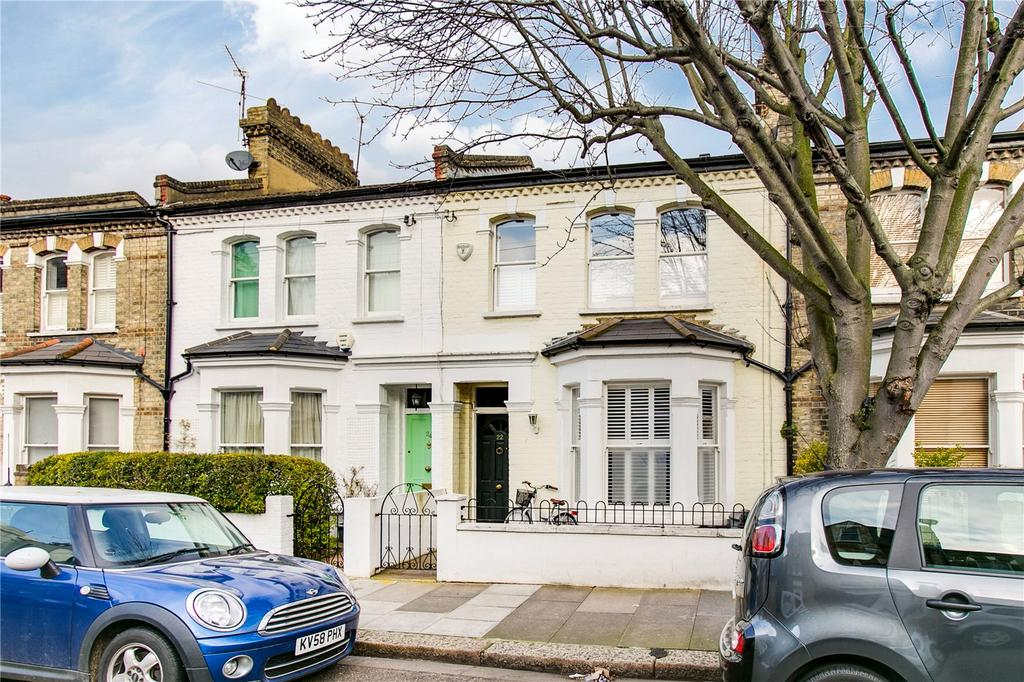3 Bedrooms Terraced House for sale in Sherbrooke Road, Fulham, London