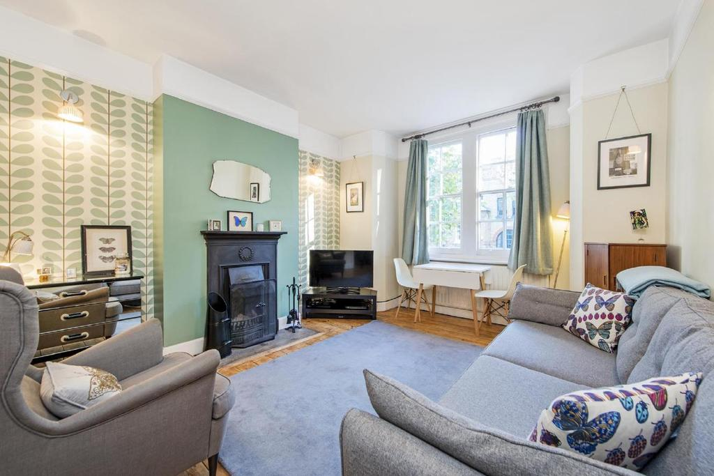 2 Bedrooms Flat for sale in Haberdasher Street, Shoreditch