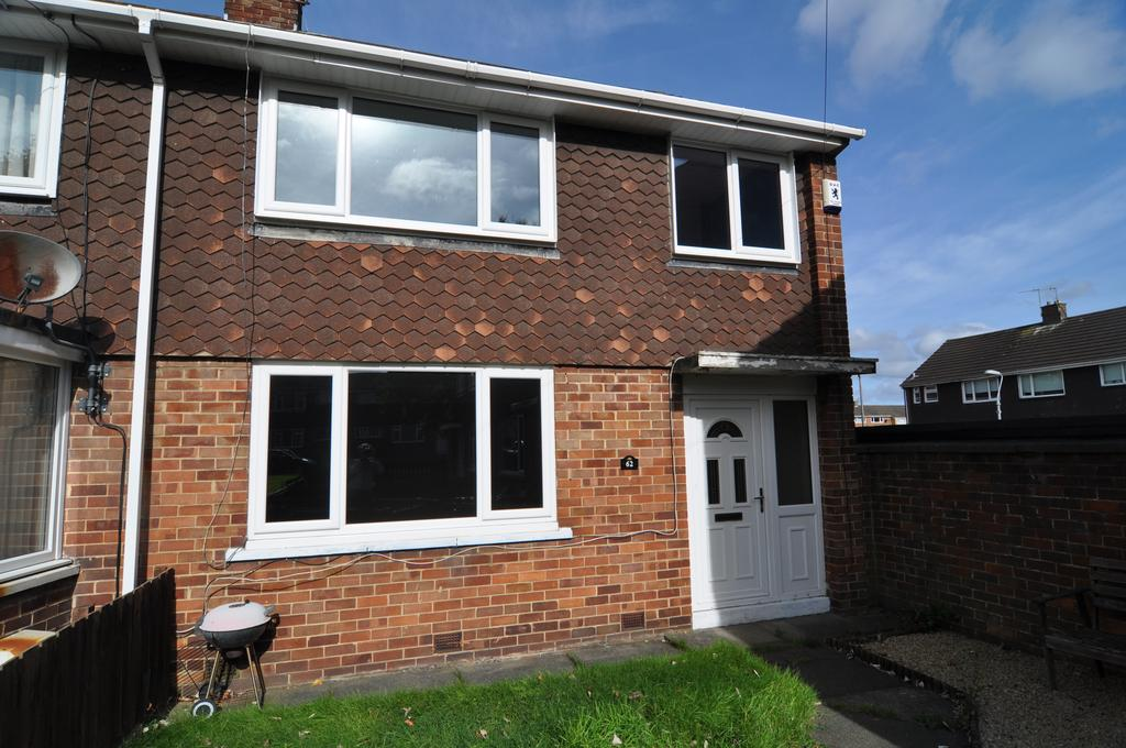3 Bedrooms End Of Terrace House for sale in St Davids Close, Spennymoor DL16