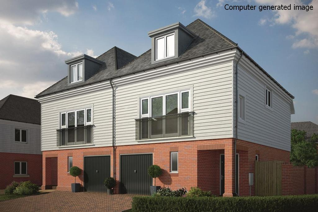 4 Bedrooms Semi Detached House for sale in Waterford Place, Eltham