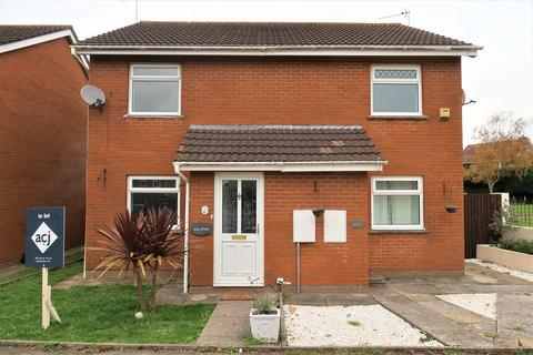 2 bedroom semi-detached house to rent - Porlock Drive, Sully, Penarth