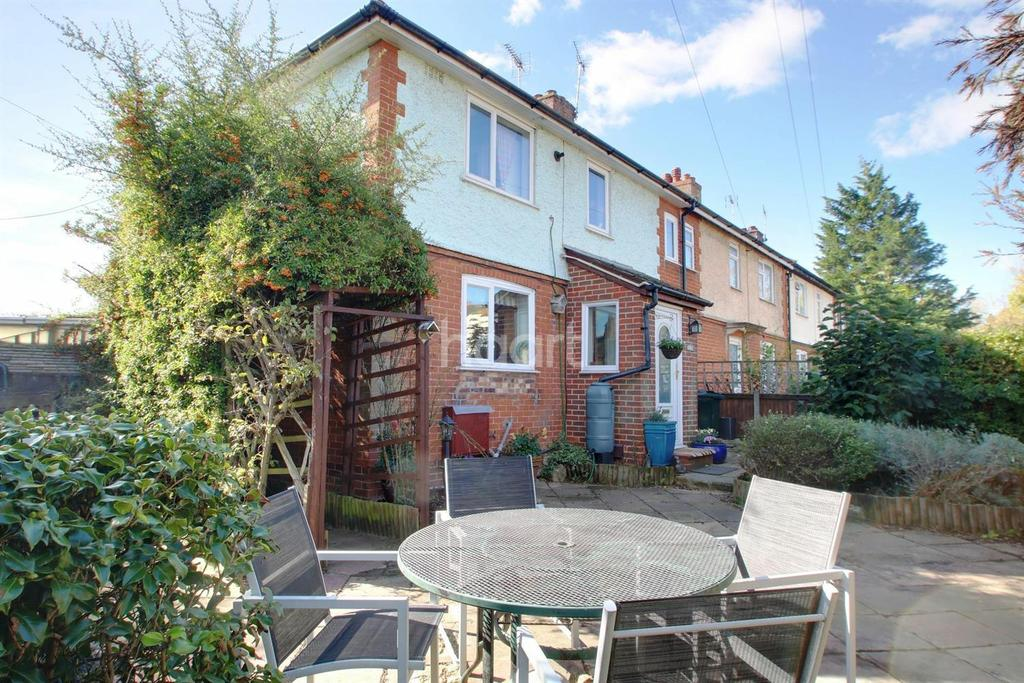 3 Bedrooms End Of Terrace House for sale in Knock Road, Ashford, TN23