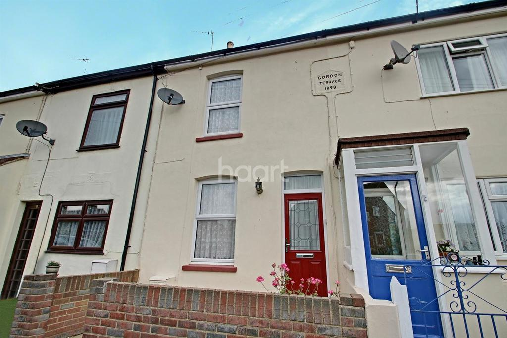 3 Bedrooms Terraced House for sale in Rookery Crescent, Cliffe ME3