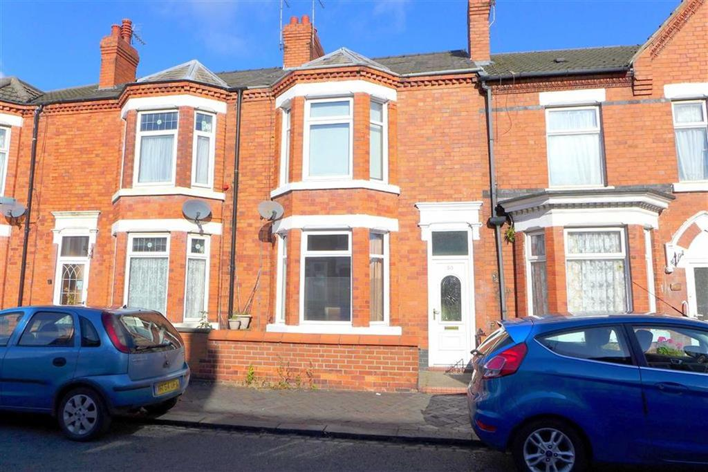 3 Bedrooms Terraced House for sale in Lawton Street, Crewe