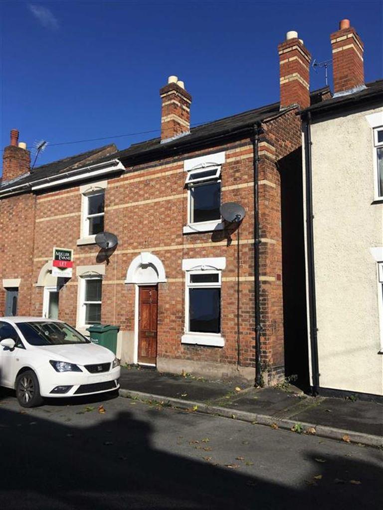 2 Bedrooms End Of Terrace House for sale in John Street, Castlefields, Shrewsbury