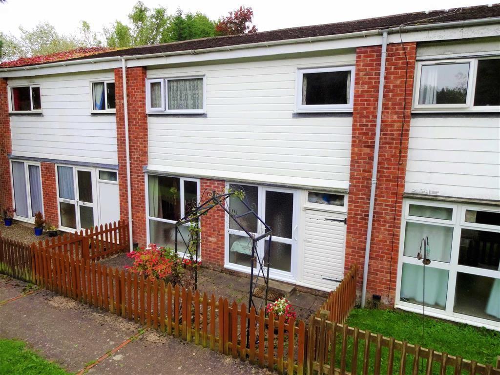 3 Bedrooms Terraced House for sale in 301, Lon Rhosod, Trehafren, Newtown, Powys, SY16