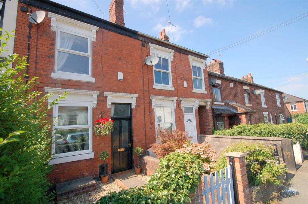 2 Bedrooms Cottage House for sale in Shady Grove, Alsager