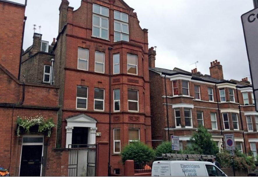 1 Bedroom Apartment Flat for sale in Norfolk Mansions NW3