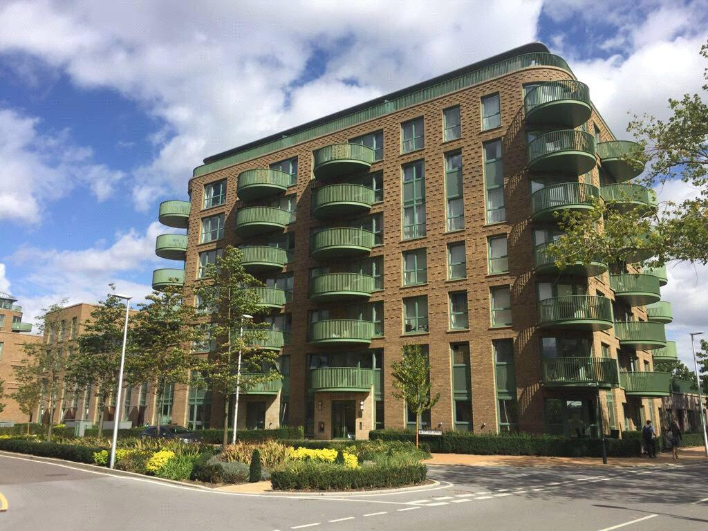 2 Bedrooms Flat for sale in Maltby House, 2 Ottley Drive, Kidbrooke Village, London, SE3