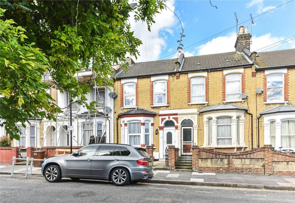 3 Bedrooms Terraced House for sale in Colne Road, London, E5