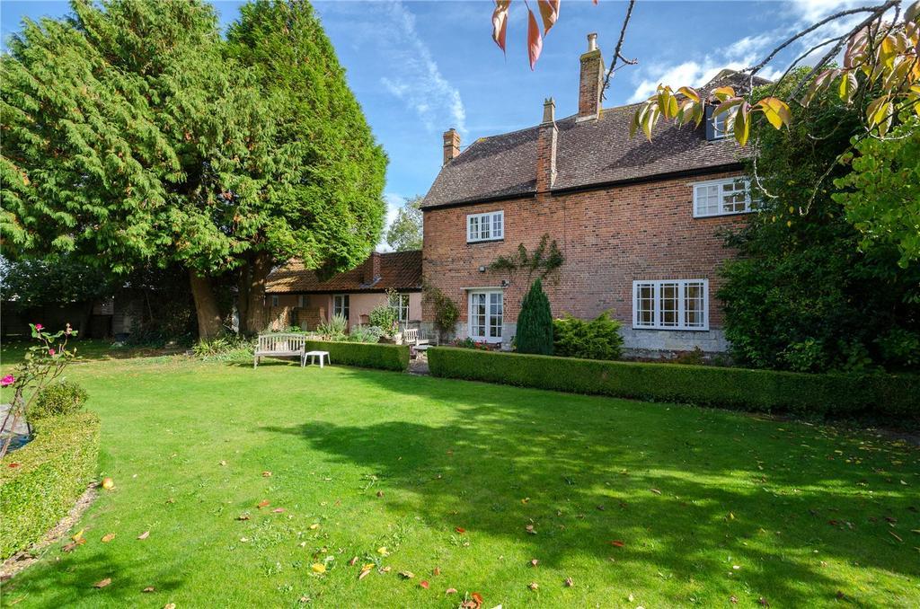 5 Bedrooms Link Detached House for sale in Tinhead Road, Edington, Westbury, Wiltshire, BA13