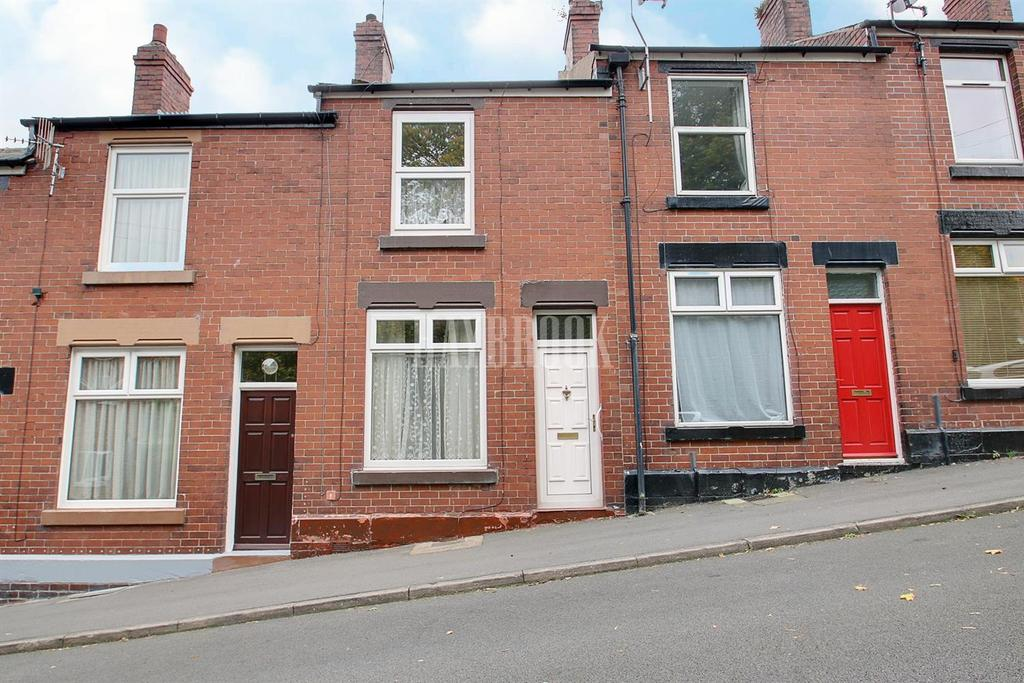 2 Bedrooms Terraced House for sale in Cartmell Road, Woodseats, Sheffield