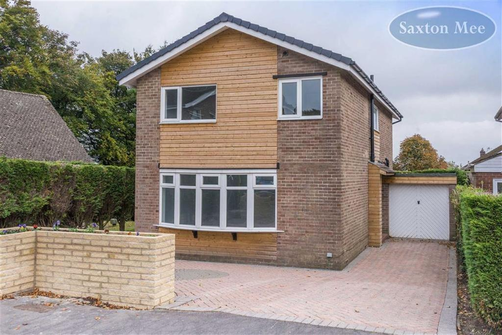 3 Bedrooms Detached House for sale in Burnt Stones Grove, Sandygate, Sheffield, S10