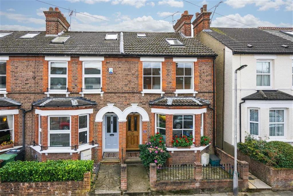 4 Bedrooms Terraced House for sale in Burnham Road, St Albans, Hertfordshire