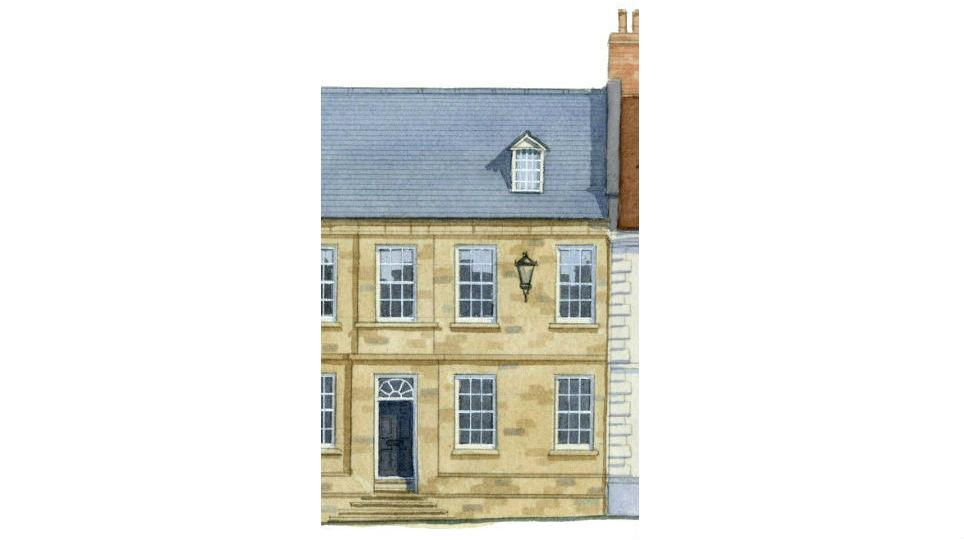4 Bedrooms Town House for sale in Northgate Street, Warwick CV34