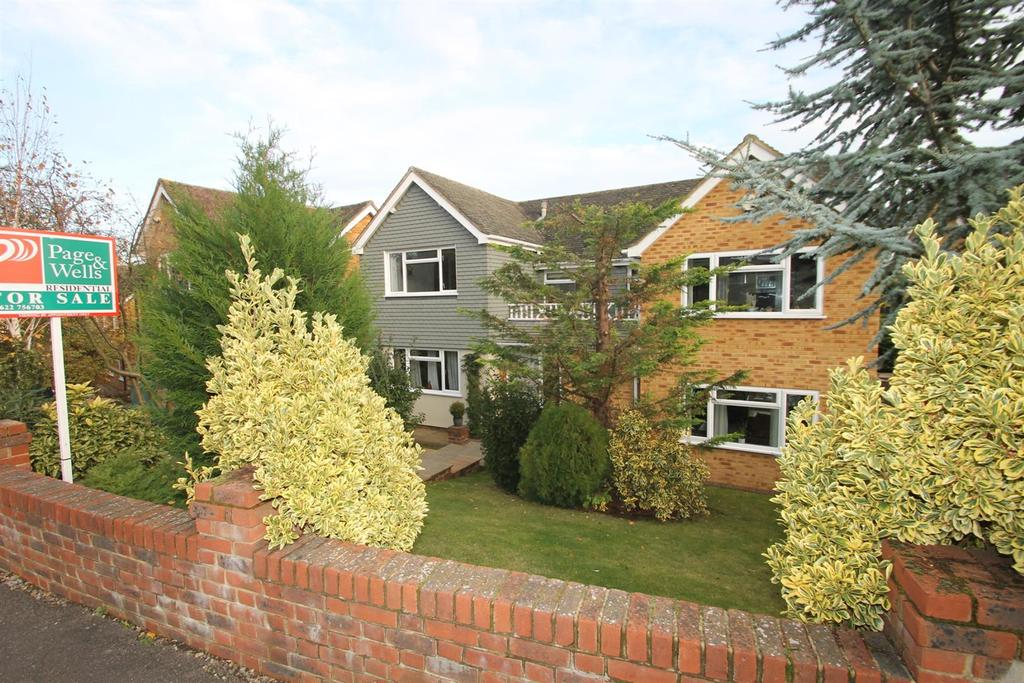 4 Bedrooms Detached House for sale in Hazlitt Drive, Maidstone