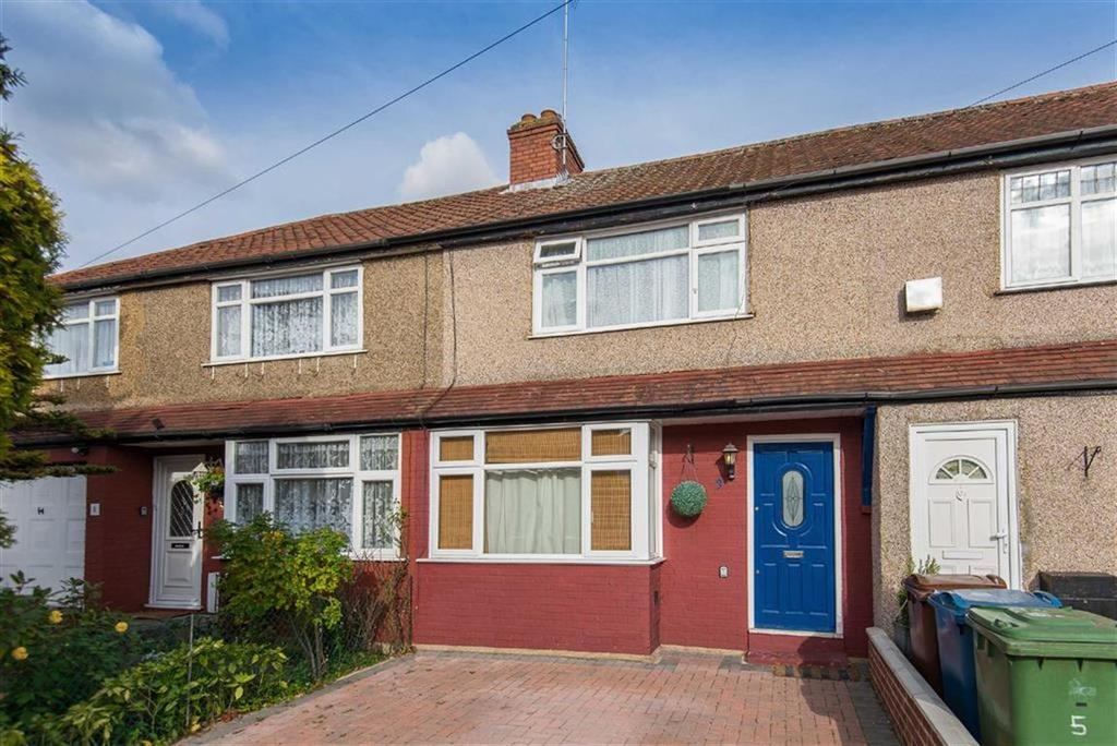 2 Bedrooms Terraced House for sale in Kenilworth Avenue, South Harrow