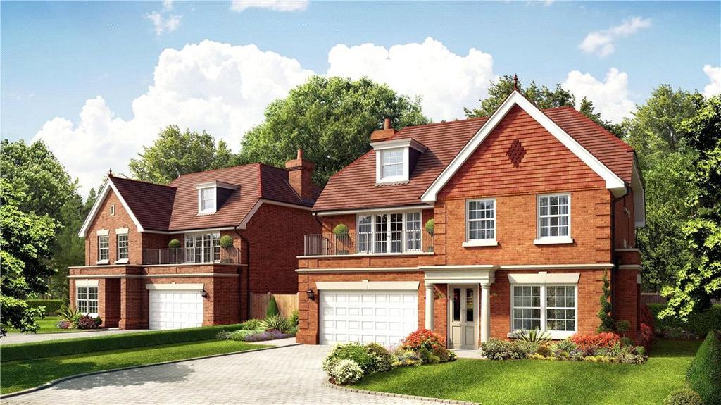 5 Bedrooms Residential Development Commercial for sale in Kings Ride, Ascot, Berkshire, SL5