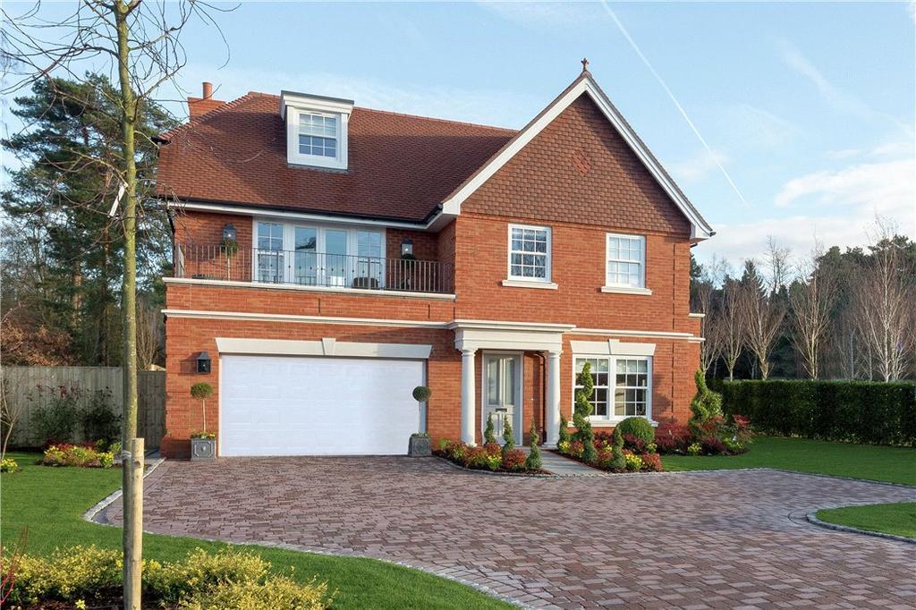 4 Bedrooms Residential Development Commercial for sale in Kings Ride, Ascot, Berkshire, SL5