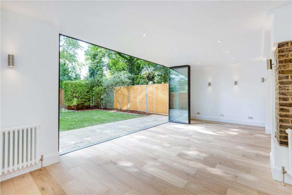 3 Bedrooms Flat for sale in Christchurch Avenue, Queen's Park, London, NW6