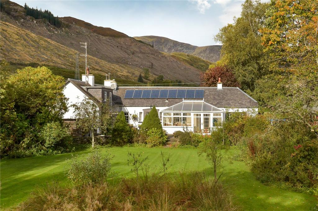 5 Bedrooms Detached House for sale in Clach An Tuirc, Fearnan, Aberfeldy, Perthshire, PH15