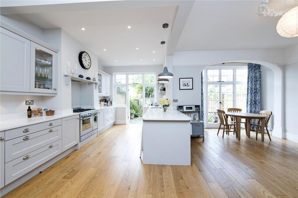 5 Bedrooms Semi Detached House for sale in Park Hill, Clapham, London, SW4