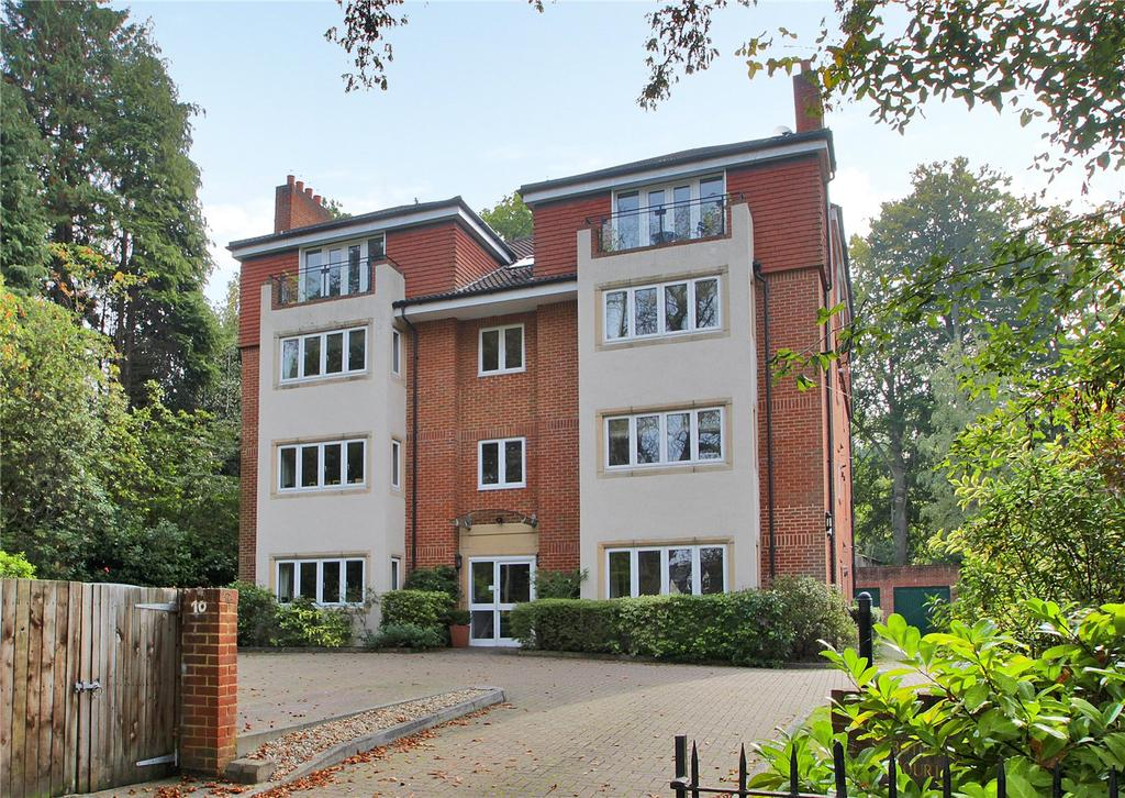 4 Bedrooms Penthouse Flat for sale in St. Botolphs Court, St. Botolphs Road, Sevenoaks, Kent, TN13