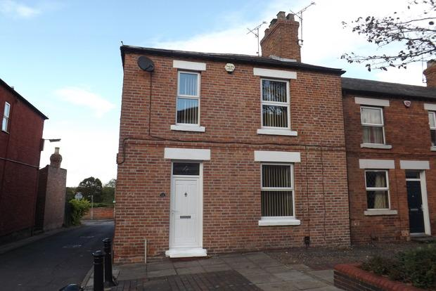 3 Bedrooms End Of Terrace House for sale in Princes Street, Eastwood, Nottingham, NG16