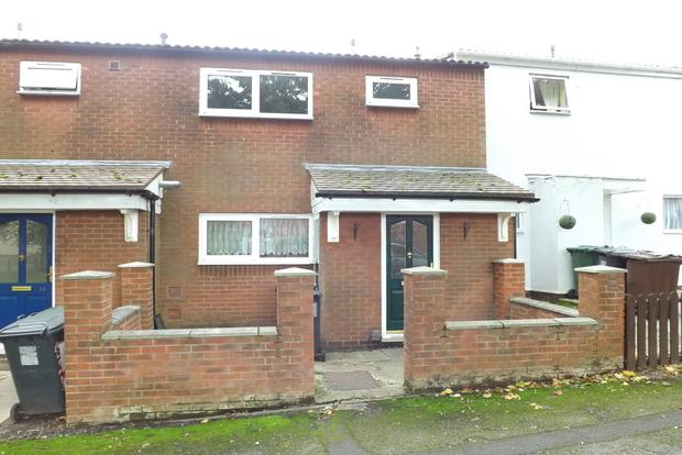3 Bedrooms Terraced House for sale in Sibson Walk, Arnold, Nottingham, NG5