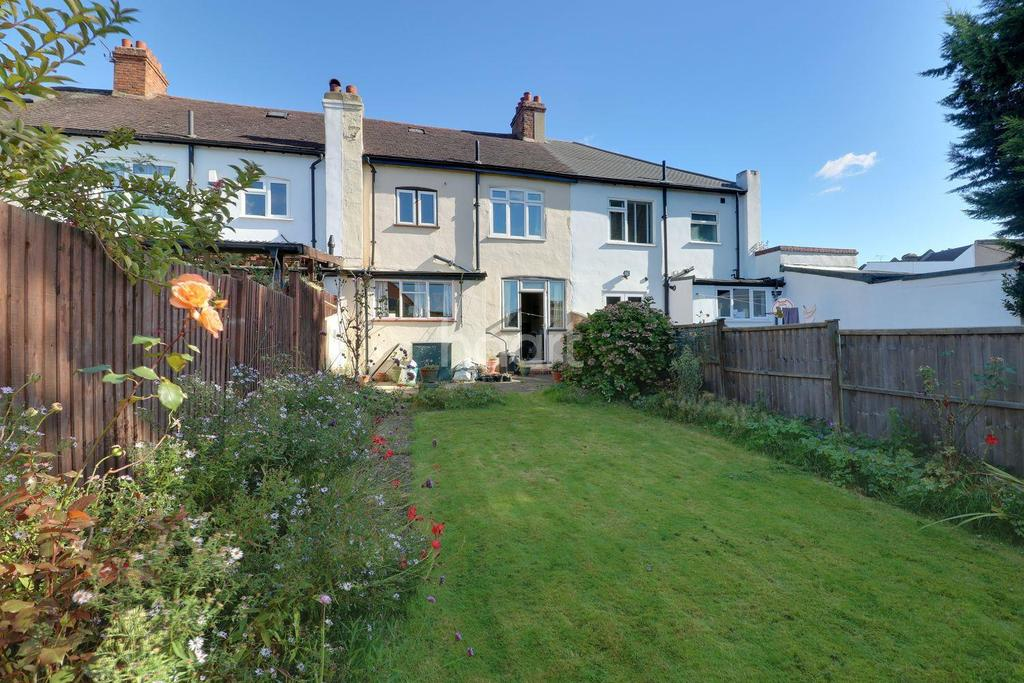 3 Bedrooms Terraced House for sale in Brickfield Road, Thornton Heath, CR7