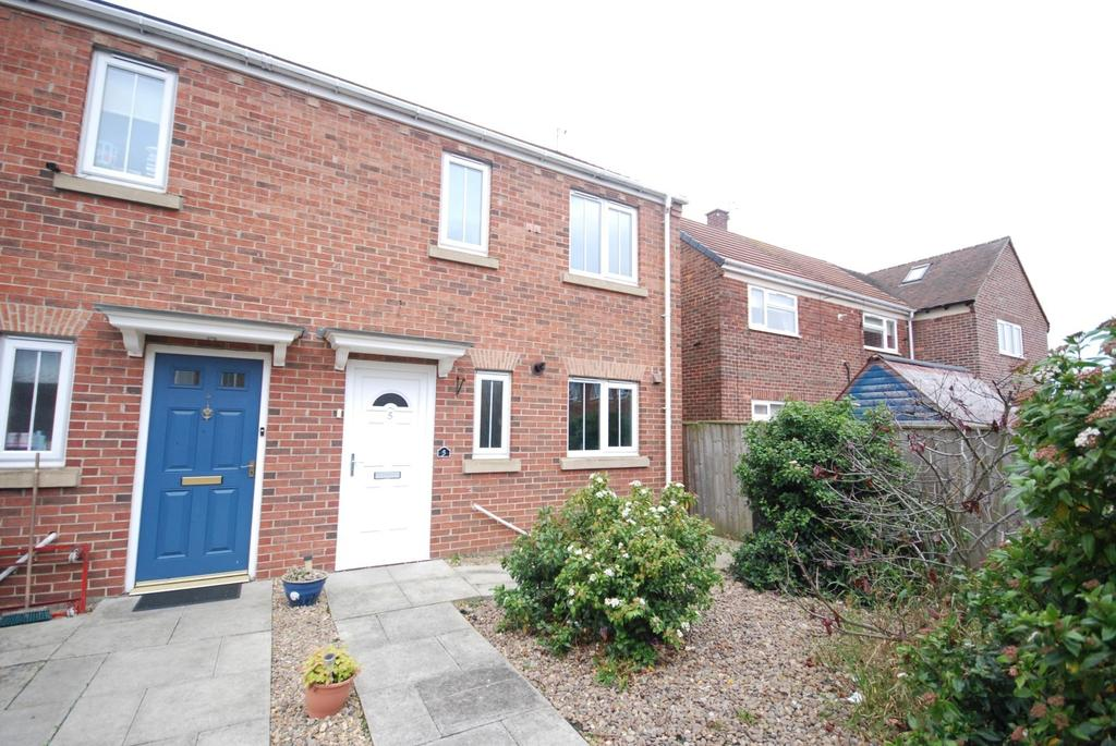 3 Bedrooms Semi Detached House for sale in Ivyway, Pelton