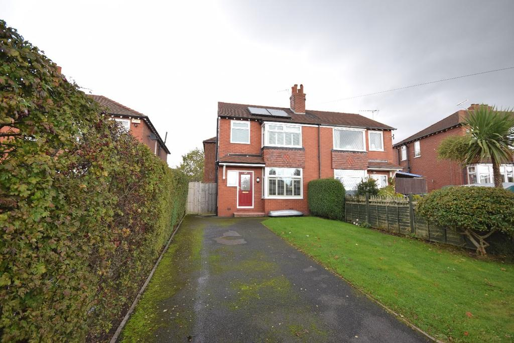 3 Bedrooms Semi Detached House for sale in Dickens Lane, Poynton