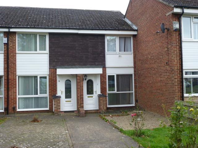 2 Bedrooms Terraced House for sale in Sparrow Hall Drive, Darlington